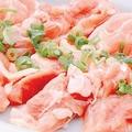 料理メニュー写真上ロース/上カルピ/イカ/ウインナー/鶏もも/豚カルビ/国産豚ロース/ハーブ鶏/ハラミ
