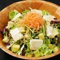 料理メニュー写真大人気 ポテマヨサラダ/梅の香り 水菜と大根のサラダ