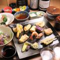 料理メニュー写真おまかせ特選コース