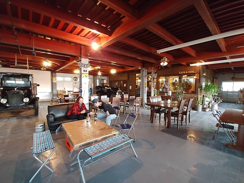 RIDER'S GARAGE CAFE&DINER