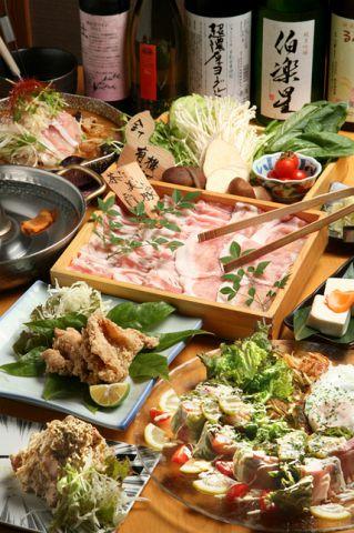 お料理のみコース メイン含む8品 2,800円(税込)