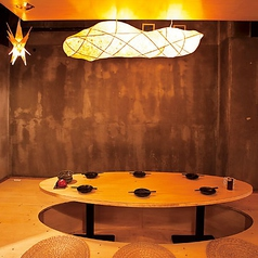 鉄板焼 お好み焼 銀ノ板の雰囲気1