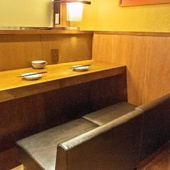 2名様テーブル席♪カップルやお友達と!※写真は系列店です。