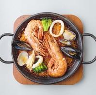 スペイン料理と言えば!情熱の『パエリア』