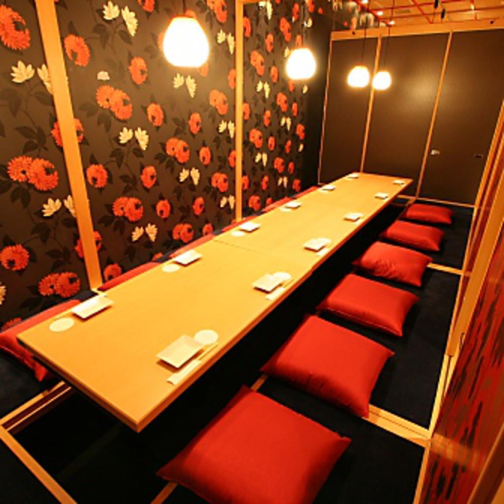 全席個室 湊一や 名古屋太閤通口店|店舗イメージ6