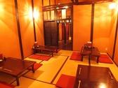 天ぷら呑み屋 ツキトカゲ 新町店の雰囲気2