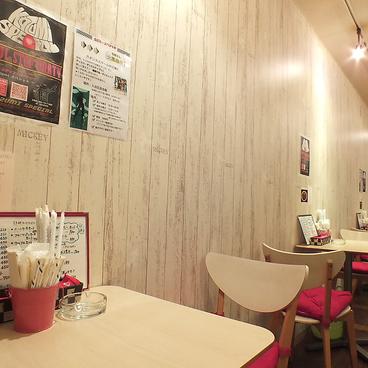 カフェ ミズカの雰囲気1