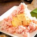 料理メニュー写真蟹ずくし 卵焼き