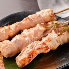 【数量限定】はかた地鶏 むね串(塩・タレ)