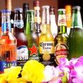 飲み放題は生ビールはもちろん、ビアカクテルなど豊富なドリンク60種類以上を揃えております。その他にもバーテンダーにお声かけください★【新宿 貸切 歓送迎会 追いコン サプライズ パーティ 誕生日 記念日 宴会 カラオケ 女子会 持ち込みOK】