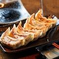 料理メニュー写真『手作りジューシー黒豚 餃子』