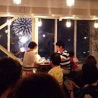 夜21:00まで営業!鎌倉の夜景を展望できます♪