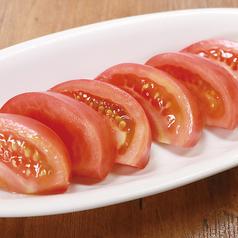 たたき胡瓜の梅肉和え/長芋の塩昆布ぽん酢/バリ旨!塩だれキャベツ/冷やしトマト