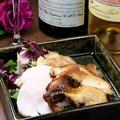 料理メニュー写真加工鶏肉3種盛り合わせ