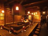 天ぷら呑み屋 ツキトカゲ 新町店の雰囲気3