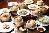 ランチは種類豊富な飲茶や数限定最強定食など人気です!