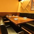 落ち着いた空間でお食事♪会社帰りにお食事をリーズナブルに美味しくお楽しみ下さい。※写真は系列店です。