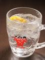 ■ジントニ■500円(税抜)ジョッキでぐびぐび飲めちゃうジントニック