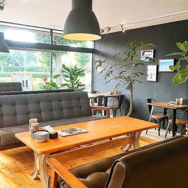 cafe TERRASTの雰囲気1