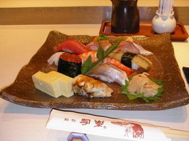 鮨処 写楽 大阪北第三店のおすすめ料理1