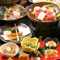 新潟地酒7種含む2時間飲放+新若芽しゃぶ付8品4980円~