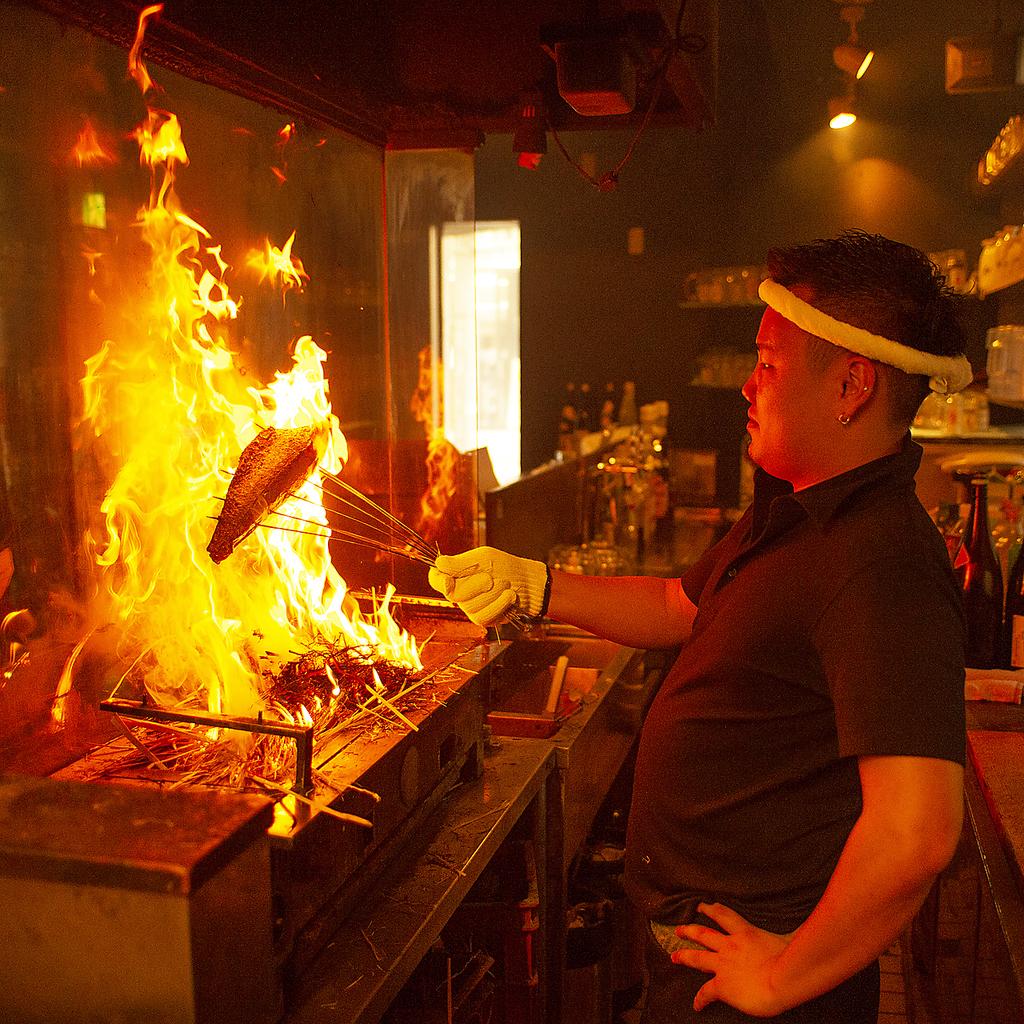 わら焼きカツオと日本酒 名古屋めし 十八番舟(おはこぶね) 名古屋駅前店|店舗イメージ1