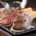 料理メニュー写真牛肉ステーキ