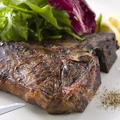 料理メニュー写真北海道産牛Tボーンステーキ