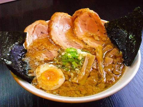 """""""二代目 うめまる麺や 日の出"""""""