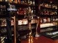 自慢のアイルランドビールのギネスのサーバーです!長崎で生ギネスが飲めるお店は少ないので、ギネスファンの方には大変喜んで頂いております。樽生ギネスを飲まれたい方はぜひ当店へ!!