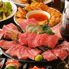 焼肉 韓国料理 KollaBo コラボ 名古屋栄店の写真