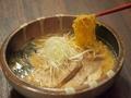 料理メニュー写真定番ラーメン 味噌、塩、醤油