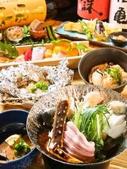 まんでがん瀬戸内 和Dinning 膳のコース写真