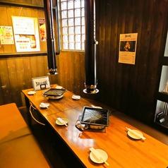韓国料理 マルキム 栄店の雰囲気1