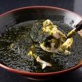 料理メニュー写真濃厚青海苔豆腐