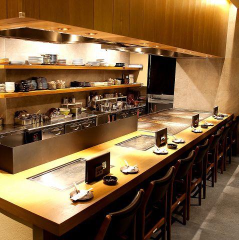 お好み焼き・鉄板焼き  DONGURI(どんぐり)  京都駅前・東店 店舗イメージ5