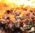 料理メニュー写真■宮崎名物 地鶏のいぶし焼き