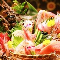 四季折々の鮮魚を厳選仕入れでお客様に御提供します。