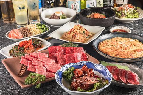赤坂の老舗、名店の味を新橋で。店主の目利きで毎日一番良いお肉を仕入れております