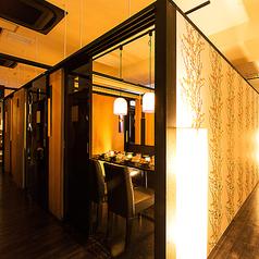 個室居酒屋 峰八 みねはち 新橋本店の雰囲気3