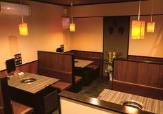 焼肉Dining 玄武苑の雰囲気1
