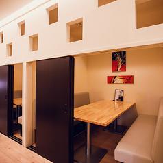 ワールドダイニング WORLD DINING 六本木店の雰囲気1
