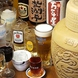 紹興酒や白酒などの中国酒と豊富なドリンクをご用意!