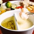 料理メニュー写真よくばりフォンデュ(チーズフォンデュ&バーニャカウダ)