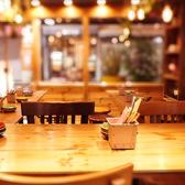 炭火とワイン 経堂店の雰囲気2