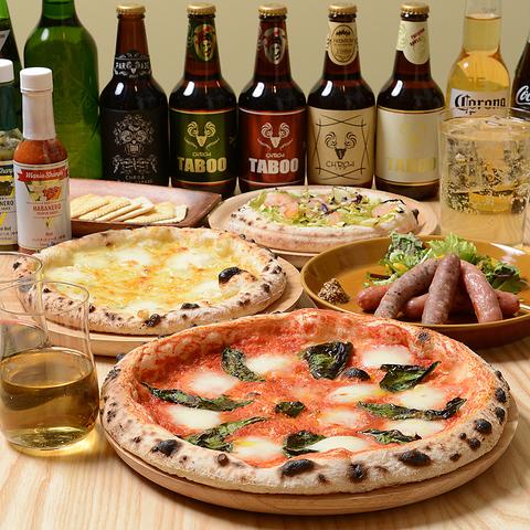 Pizza Messe 高崎店