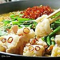 料理メニュー写真博多もつ鍋 醤油