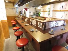 日本酒原価酒蔵 上野御徒町店の雰囲気1
