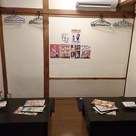 名古屋で個室宴会に最適♪8名様迄の個室ございます!
