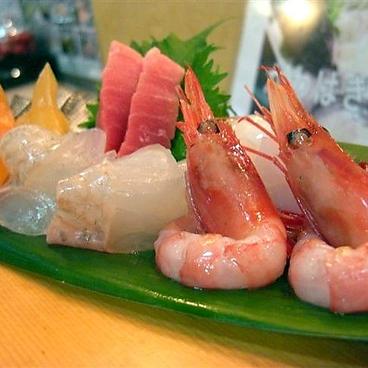 藤すしのおすすめ料理1